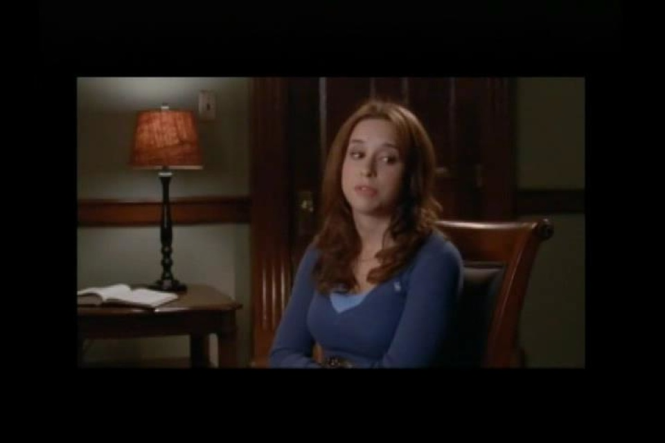 hello sister  goodbye life  tv movie 2006  lacey chabert