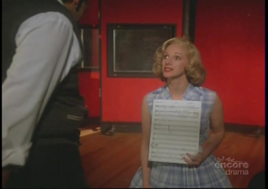 Jackie in the movie fame