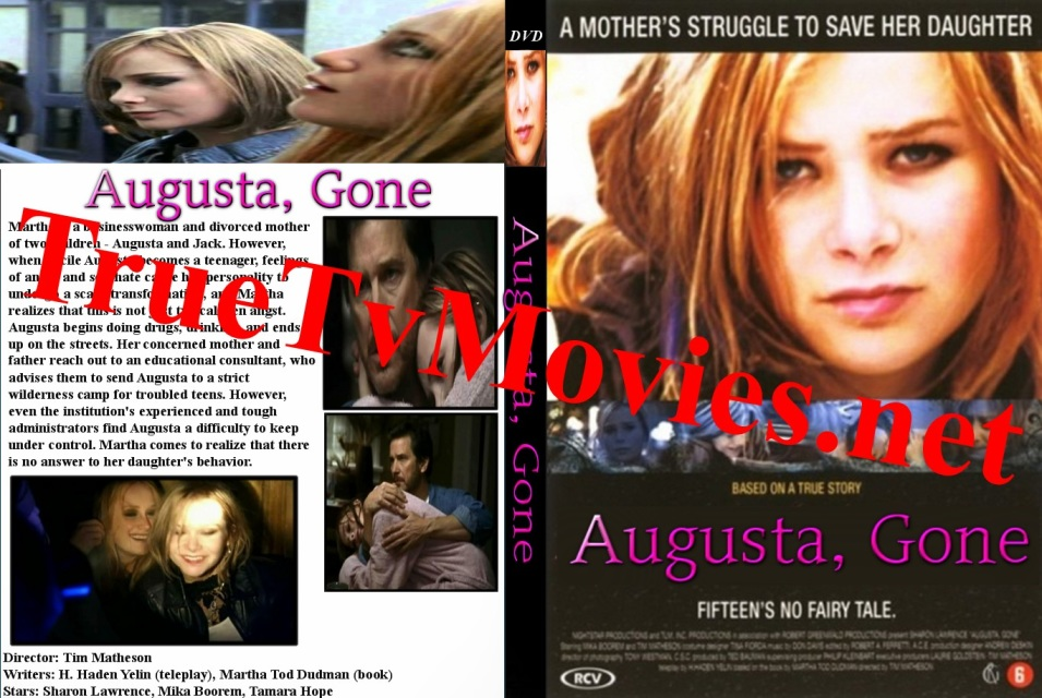 Augusta Gone Tv Movie 2006tim Matheson Sharon Lawrence