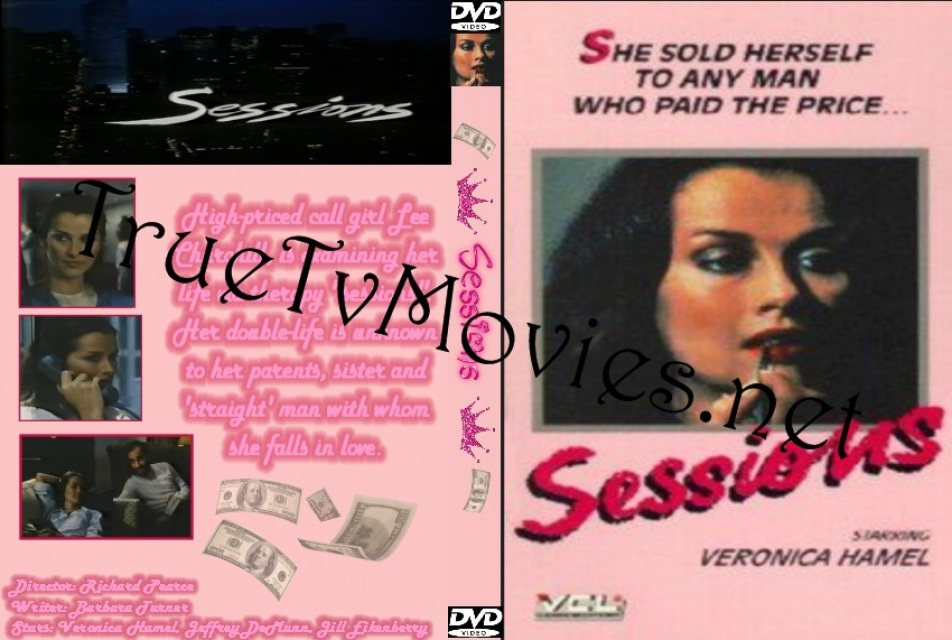 Sessions (TV 1983) Veronica Hamel, Jeffrey DeMunn, Jill Eikenberry A Cry For Help The Tracey Thurman Story
